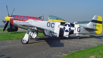 N11T - North American P-51D Mustang - Private