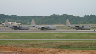 89-1183 - Lockheed C-130H Hercules - United States - US Air Force (USAF)