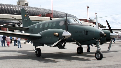 EJC-116 - Beechcraft C90 King Air - Colombia - Army