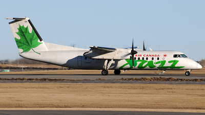 C-FACF - Bombardier Dash 8-311 - Air Canada Jazz