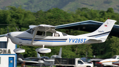 YV285T - Cessna T206H Turbo Stationair - Private