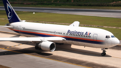 HS-BIA - Boeing 767-222 - Business Air