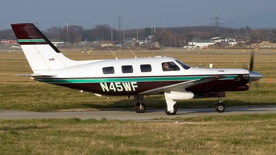 N45WF - Piper PA-46-350P Malibu Mirage/Jetprop DLX - Private