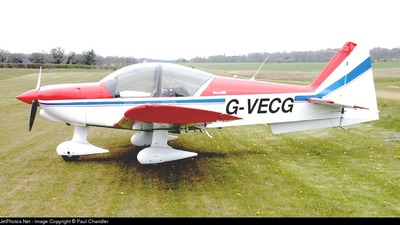 G-VECG - Robin R2160 Alpha - Private