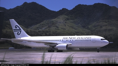 ZK-NBJ - Boeing 767-204(ER) - Air New Zealand