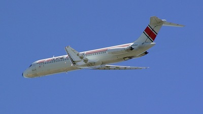 N952AX - McDonnell Douglas DC-9-41 - Airborne Express
