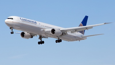 N78060 - Boeing 767-424(ER) - Continental Airlines