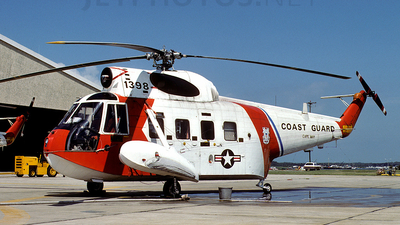 1398 - Sikorsky HH-52A Sea Guard - United States - US Coast Guard (USCG)