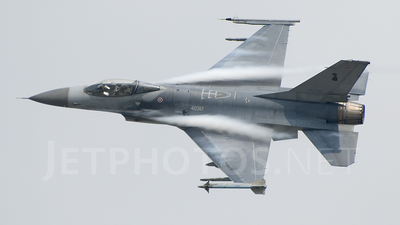 Kh19-35/39 - General Dynamics F-16A Fighting Falcon - Thailand - Royal Thai Air Force