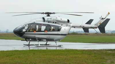 SP-HIL - Eurocopter EC 145 - Private