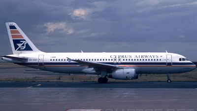 5B-DAT - Airbus A320-231 - Cyprus Airways