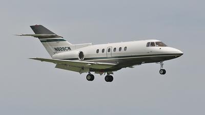 N828CW - Raytheon Hawker 800XP - Private