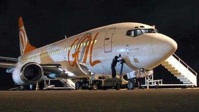 PR-GLF - Boeing 737-322 - GOL Linhas Aéreas