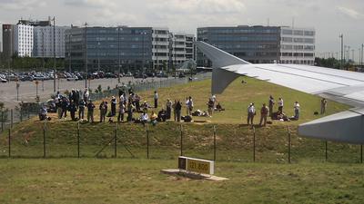 LFPG - Airport - Spotting Location