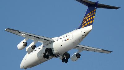 D-AEWL - British Aerospace BAe 146-300 - Lufthansa Regional (Eurowings)