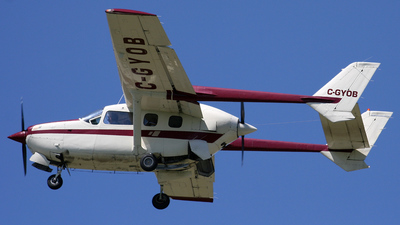 A picture of CGYOB - Cessna 337G - [33701780] - © Barry Shipley