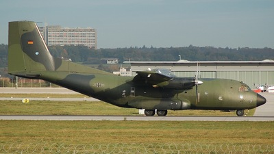 51-13 - Transall C-160D - Germany - Air Force