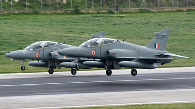 A3494 - British Aerospace Hawk Mk.132 - India - Air Force