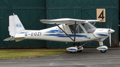 A picture of GDOZI - Ikarus C42 FB100 - [06066824] - © Robert Beaver