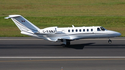 C-FANJ - Cessna 525B CitationJet 3 - Private