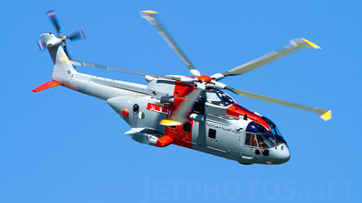 ZR331 - Agusta-Westland EH-101 Merlin - Algeria - Navy