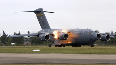 05-5152 - Boeing C-17A Globemaster III - United States - US Air Force (USAF)