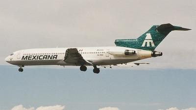 XA-MXD - Boeing 727-264(Adv) - Mexicana