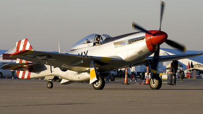 N351MX - North American P-51D Mustang - Private