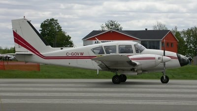 A picture of CGOVW - Piper PA23250 Aztec - [273690] - © Jean-Pierre Bonin