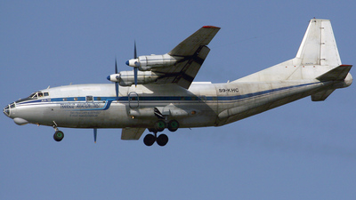 S9-KHC - Antonov An-12B - Transliz Aviation