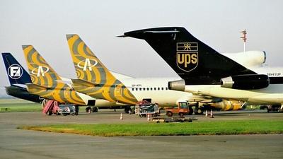 N941UP - Boeing 727-22C(QF) - United Parcel Service (UPS)