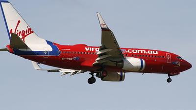 VH-VBZ - Boeing 737-7FE - Virgin Blue Airlines