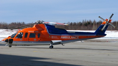 C-GIMA - Sikorsky S-76 - Canadian Helicopters