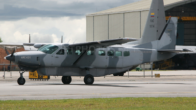 ARC431 - Cessna 208B Grand Caravan - Colombia - Navy