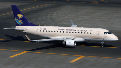 HZ-AEE - Embraer 170-100LR - Saudi Arabian Airlines