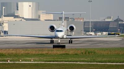N550GV - Gulfstream G550 - Private