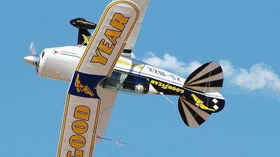 ZS-MZX - Pitts S-2B - Goodyear Eagles Aerobatic Team