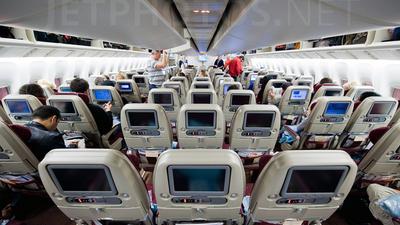 TC-JJC - Boeing 777-35RER - Turkish Airlines