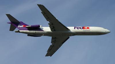 N464FE - Boeing 727-225(Adv)(F) - FedEx