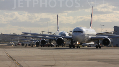 VH-OGK - Boeing 767-338(ER) - Qantas