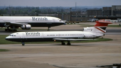 G-AWZC - Hawker Siddeley HS-121 Trident 3 - British Airways