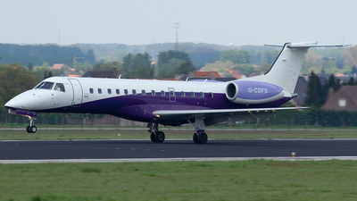 G-CDFS - Embraer ERJ-135LR - bmi British Midland International