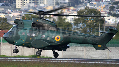 AEE-462 - Aérospatiale AS 332 Super Puma - Ecuador - Air Force