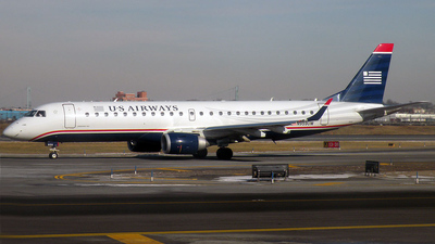 N959UW - Embraer 190-100IGW - US Airways