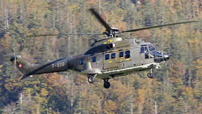 T-320 - Aerospatiale AS-332M1 Super Puma - Switzerland - Air Force