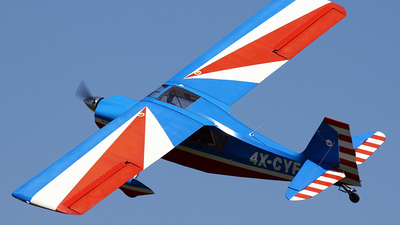 4XCYF - Bellanca 8KCAB Decathlon - Telem Aviation