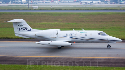 A picture of PTXLI - Learjet 35A - [35299] - © Lucas Coacci