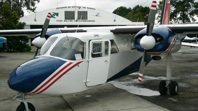 PT-MGX - Britten-Norman BN-2 Islander - Private