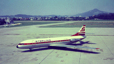 OY-SBW - Sud Aviation SE 210 Caravelle VIR - Sterling Airways
