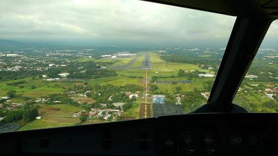 N564TA - Airbus A321-231 - TACA International Airlines